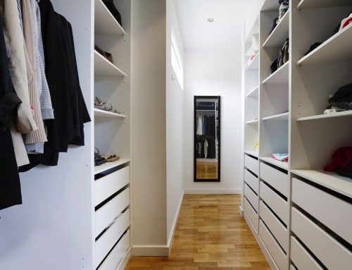 How To Maximise Your Wardrobe Space