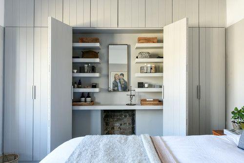 panelled wardrobe doors