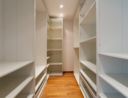 Fitted Wardrobe Designs and Features