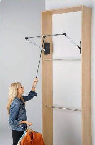 wardrobe lift