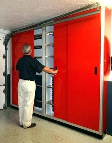 garage wardrobe storage cabinet