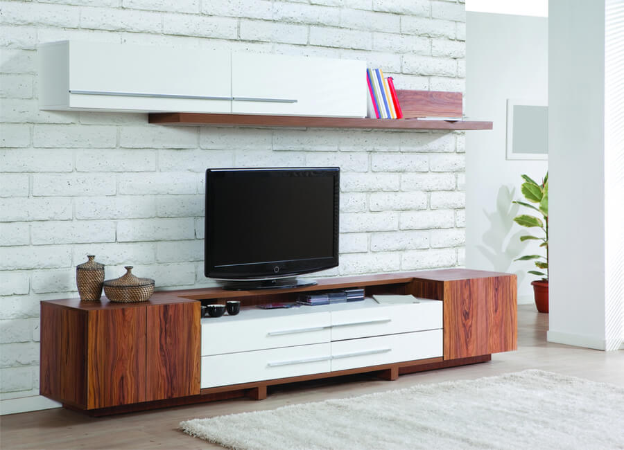 custom low line tv units
