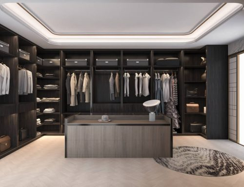 5 Reasons Why You Need a Walk In Wardrobe In Your Bedroom