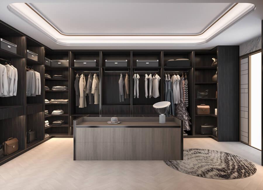 melbourne walk in wardrobe