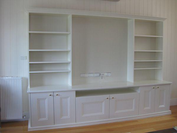 Custom Built Bookcase Melbourne
