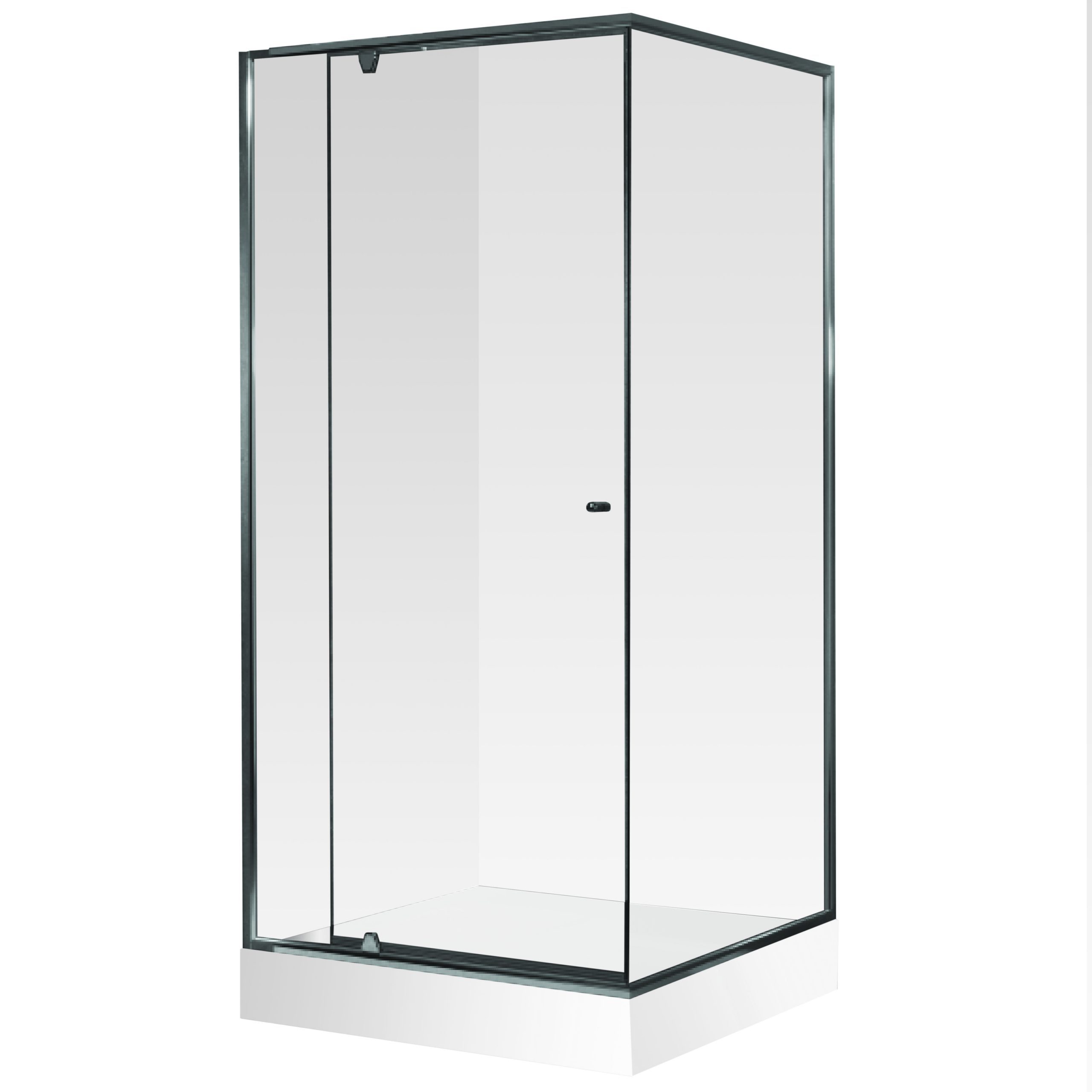 Mirage Semi Frameless Showerscreen