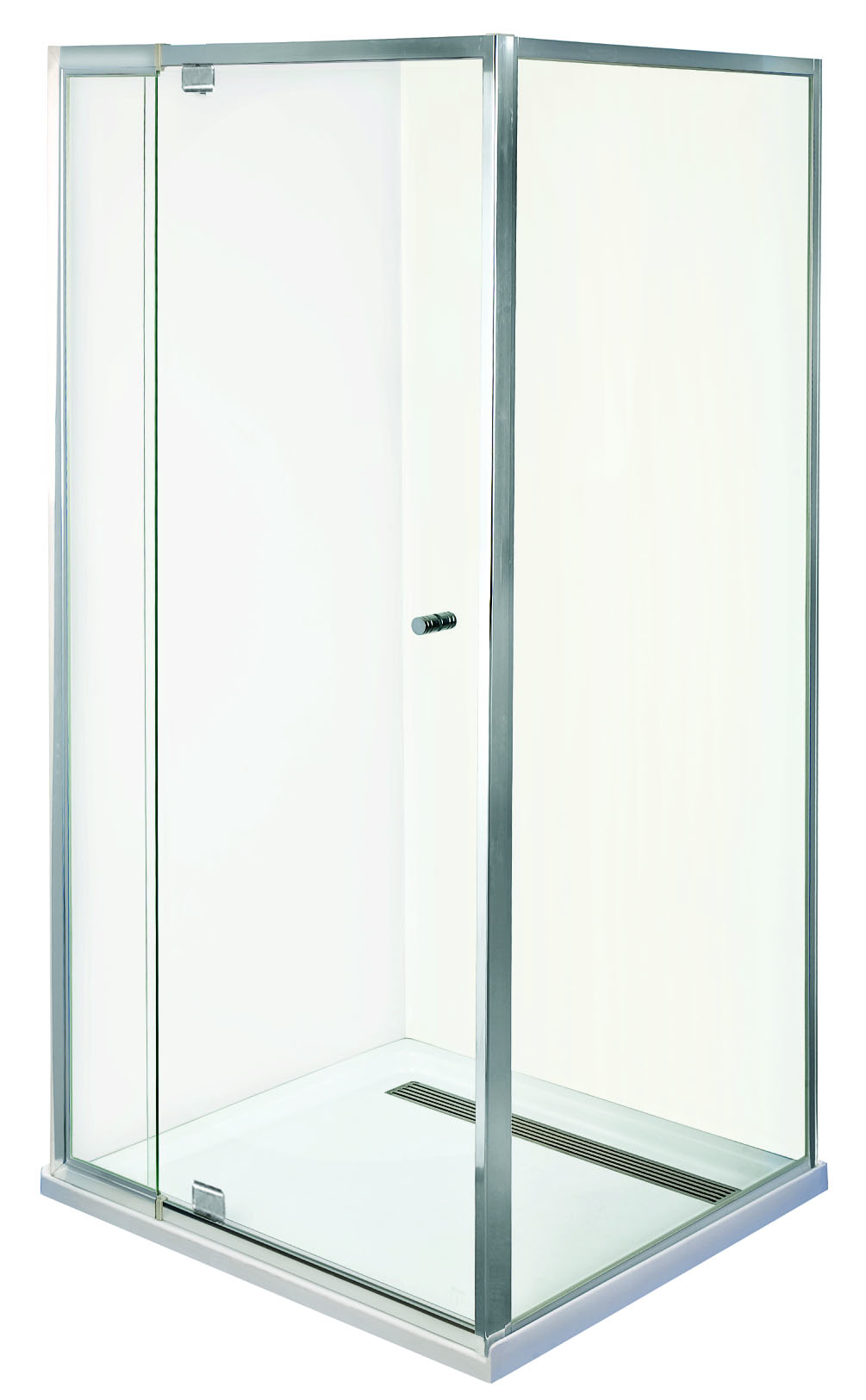 Smart Pivot Showerscreen front and return