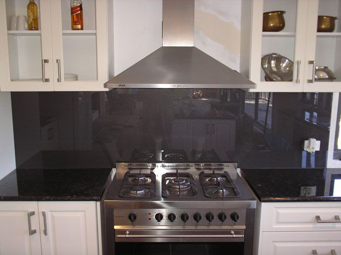 Smokey Mirrored Splashback