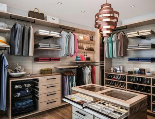 Luxury Walk In Wardrobes
