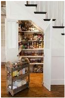 under-stairs-pantry