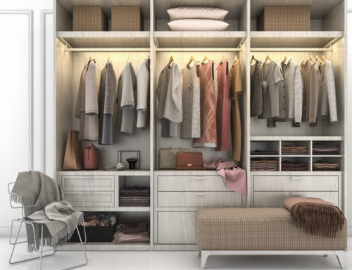 Walk In Wardrobe Design Ideas